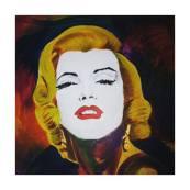 Maralyn - acrylic